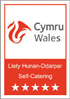 5 star self catering Wales